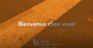 Portes ouvertes École Sainte-Anne